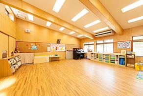 保育室(年少クラス)