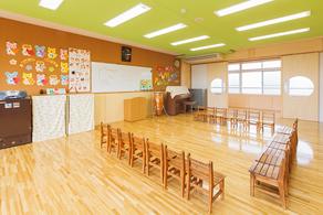保育室(年長クラス)